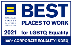 human rights campaign - best places to work for lgbtq equality
