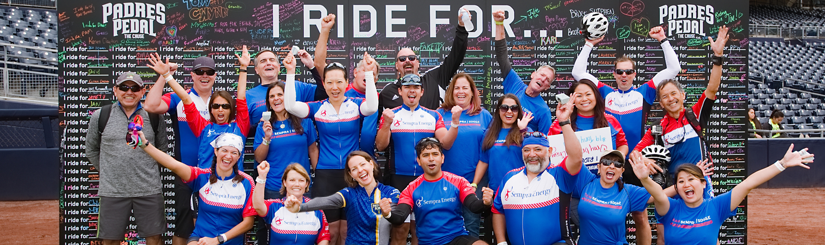 Pedal the Cause 2017