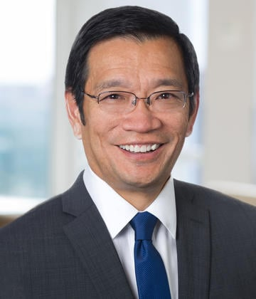 Paul Yong, Vice President, Corporate Tax and Chief Tax Counsel