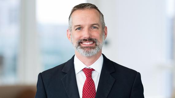 Brian Lloyd, Regional Vice President