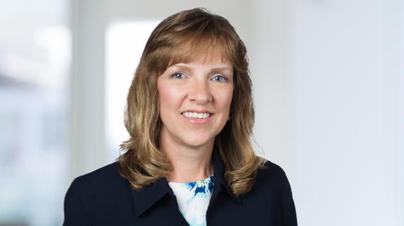 Kelly Prasser, Senior Manager, External Affairs