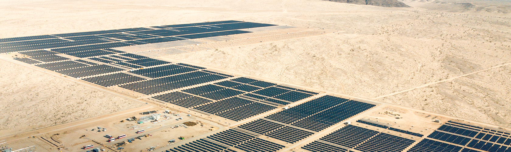 IEnova Unveils Rumorosa Solar Park in Baja California