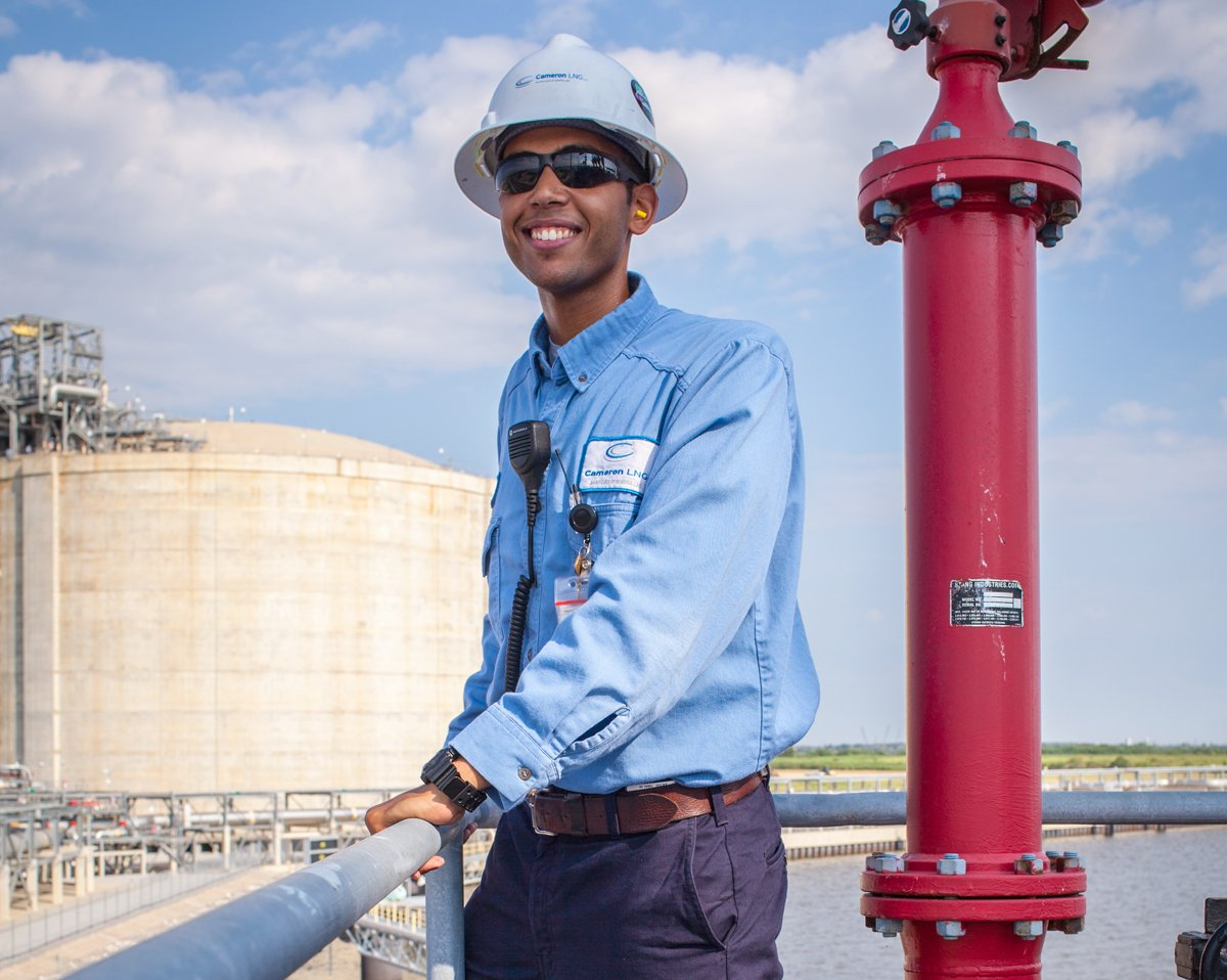 LNG & Midstream Employee